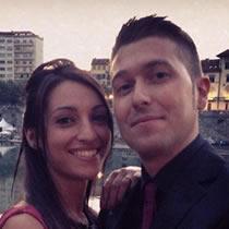 Jessica e Davide Testimonianze dei Nostri Clienti Giommy Bevande